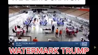 Election fraud evidence coming out