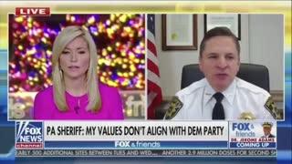 Pennsylvania Sheriff Explains Why He Left the Democrat Party