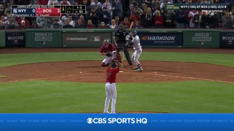 Boston vs New York Wild Card Highlights - Oct 5, 2021