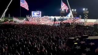 30,000+ Trump Rally Rome, Georgia