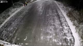 Snow Removal Time Lapse