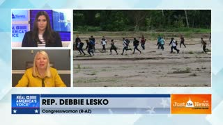 "Rep. Debbie Lesko (R-AZ) - Biden Administration should be culpable for ""child abuse"" in border crisis"