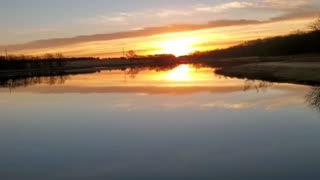 Sunrise Oak Point Park Plano 1.14.21
