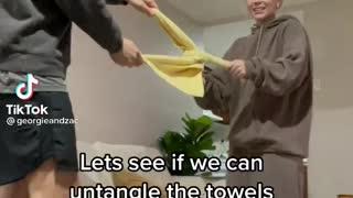 Untie challenge