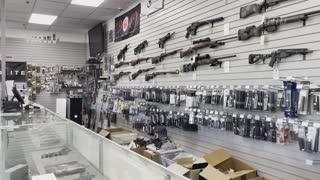 Guns in High Demand in Washington State: Expert