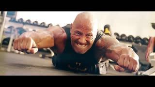 """Dwayne """"The Rock"""" Johnson - Workout Motivation"""