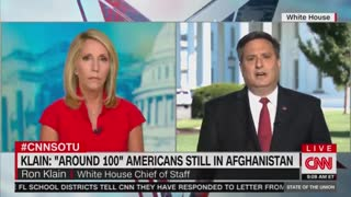 Biden Chief of Staff Doesn't Know How Biden Will Evacuate Stranded Americans From Afghanistan..!!