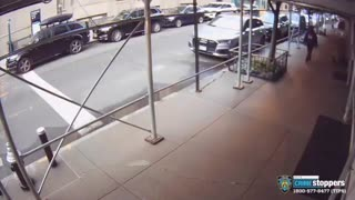 NYPD Crime Stoppers release video of Rick Moranis being sucker-punched