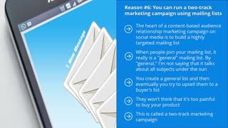 8 Reasons Why You Need to Do Social Media Marketing