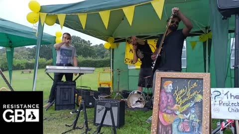 #LIVE Essex Super Stand In The Park Rally l Billericay l Anti Lockdown/Apartheid (19.09.21)