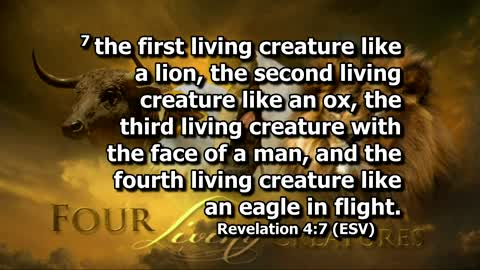 Revelation 4 (The Throne of God)