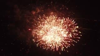 Fireworks, Jul 4, 2019