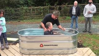 Danny - baptism