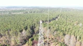 Allison Fire Tower