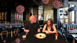 Funny Coronavirus Dinner Debate