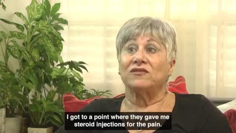 Izrael, svjedočanstva stradalih od vaccine
