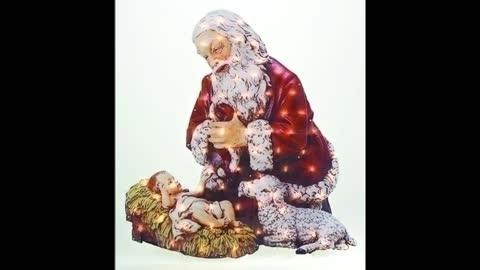 Santa Hates Modern Christmas