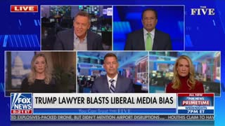 Greg Gutfeld flames media