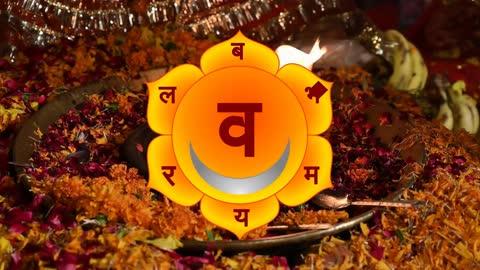 Mahapadma experience Svadhisthana chakra 2°