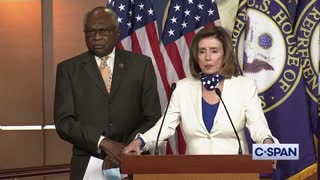 Nancy Pelosi cops an attitude when called out for hypocrisy
