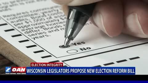 Wis. legislators propose new election reform bill