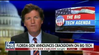 Florida Gov. DeSantis Announces Big Tech CRACKDOWN