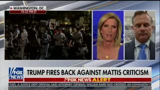 Laura Ingraham bashes Mattis for op-ed