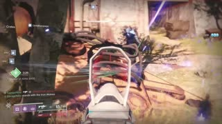 Destiny 2 Carnage in the Crucible!