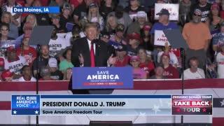 President Trump SLAMS Biden for listening to Gen. Mark Milley