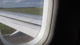 Take off from Punta Gorda, FL