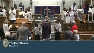 Sermon - What Would a Prophet Tell Us Today? - Mark 1:1-8 - Fr Christian Wood
