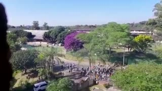 Pinetown TVET college students protest