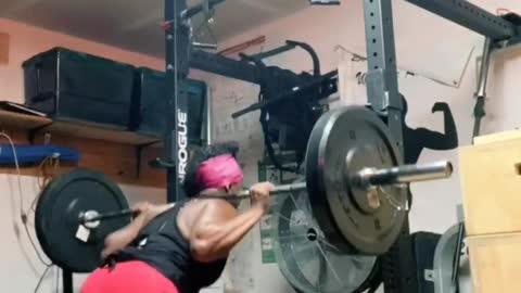Building Leg Strength