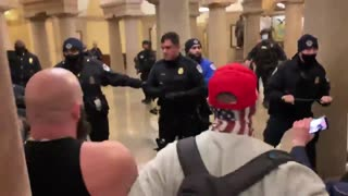 WATCH: Trump Supporters Storm Main Chambers of Congress, Police Push Back