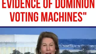 """Sidney Powell says """"we have staggering evidence against dominion voting machines"""