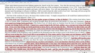 Matt 7-8 Warning Denominational Apostasy 2 Thessalonians 2:3 is ending!