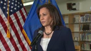 FLASHBACK: Kamala Harris Says She Believes Joe Biden's Accusers