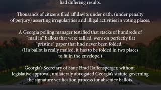 Unmasked - Solid Evidence of Voter Fraud - Election 2020