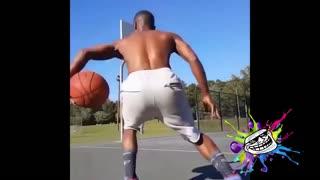Amazing basketball tricks