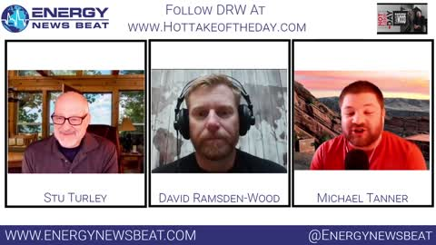 Daily Energy Market News Show Chevron earnings, Friday's with DRW
