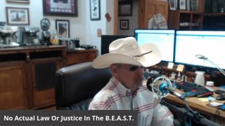 There Is No Actual Law Or Justice In The B.E.A.S.T. System, Tribulation