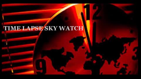 HIGH SPEED TIME LAPSE SKY WATCH 1/20/2021