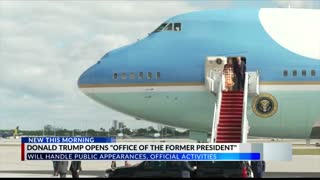 """Trump Creates """"Office of the Former President"""""""