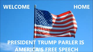 """Breaking News """"PARLER"""" and Free Speech is Back in America"""