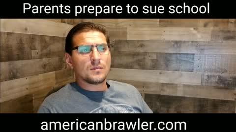 Parents prepare to sue school district