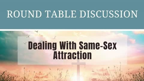 A Christian Man Explains What it's Like to Deal With Unwanted Same-Sex Attraction: Part 1