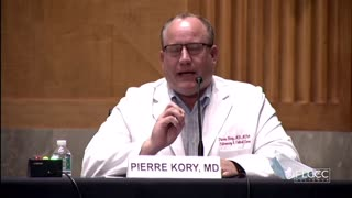 FLCCC Pierre Kory touts Ivermectin