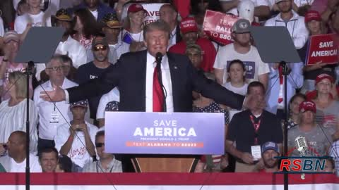 """Everything WOKE turns to SHIT!"" Donald J. Trump 2021"