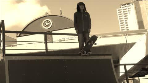 12-year-old skateboarding prodigy Isamu Yamamoto