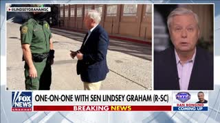 Graham: Trump will unify GOP, fight Biden's immigration policies
